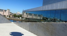 Travel Photo - Oslo Opera House 3 - image David J Rodger