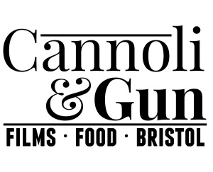 Cannoli & Gun show films with food in Bristol - one of the best things to do in Bristol on a week night
