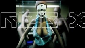 Sex Droid - cyberpunk music teaser by HIAB-X