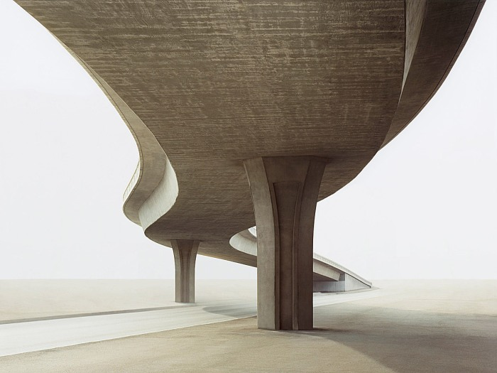 Synthetic Form - Hyper reality objects for the Cyberspace of tomorrow - image Josef Schulz