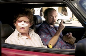 When friends read your book manuscript or not - image Paul Giamatti and Thomas Haden Church in Sideways