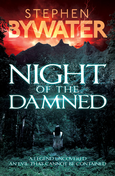 Night Damned by Stephen Bywater